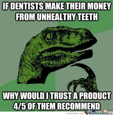 Damn Dentists