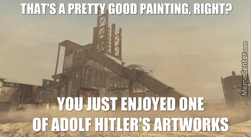 Damn, Who Would've Thought That Hitler Literally Made Rust?