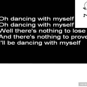 dancing with myself_fb_2909943 dancing with myself by kittehkat meme center