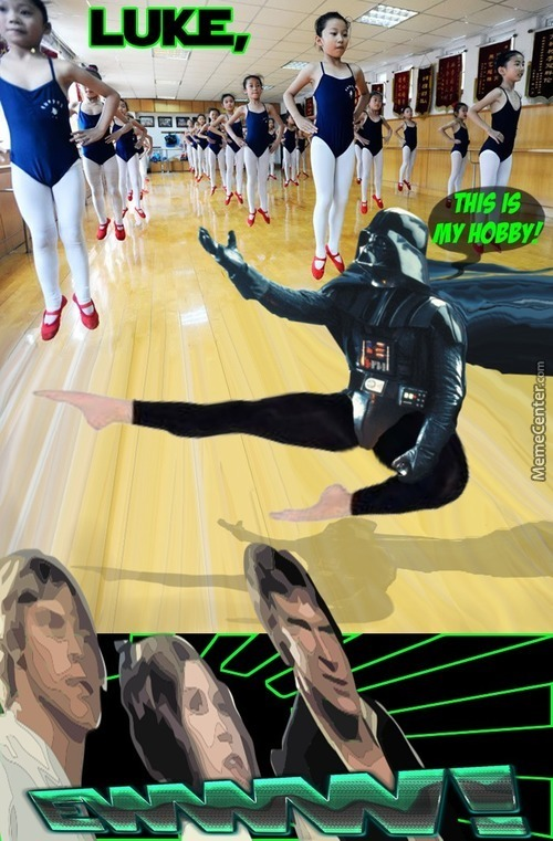 Dancing With The Stars. Death Stars...