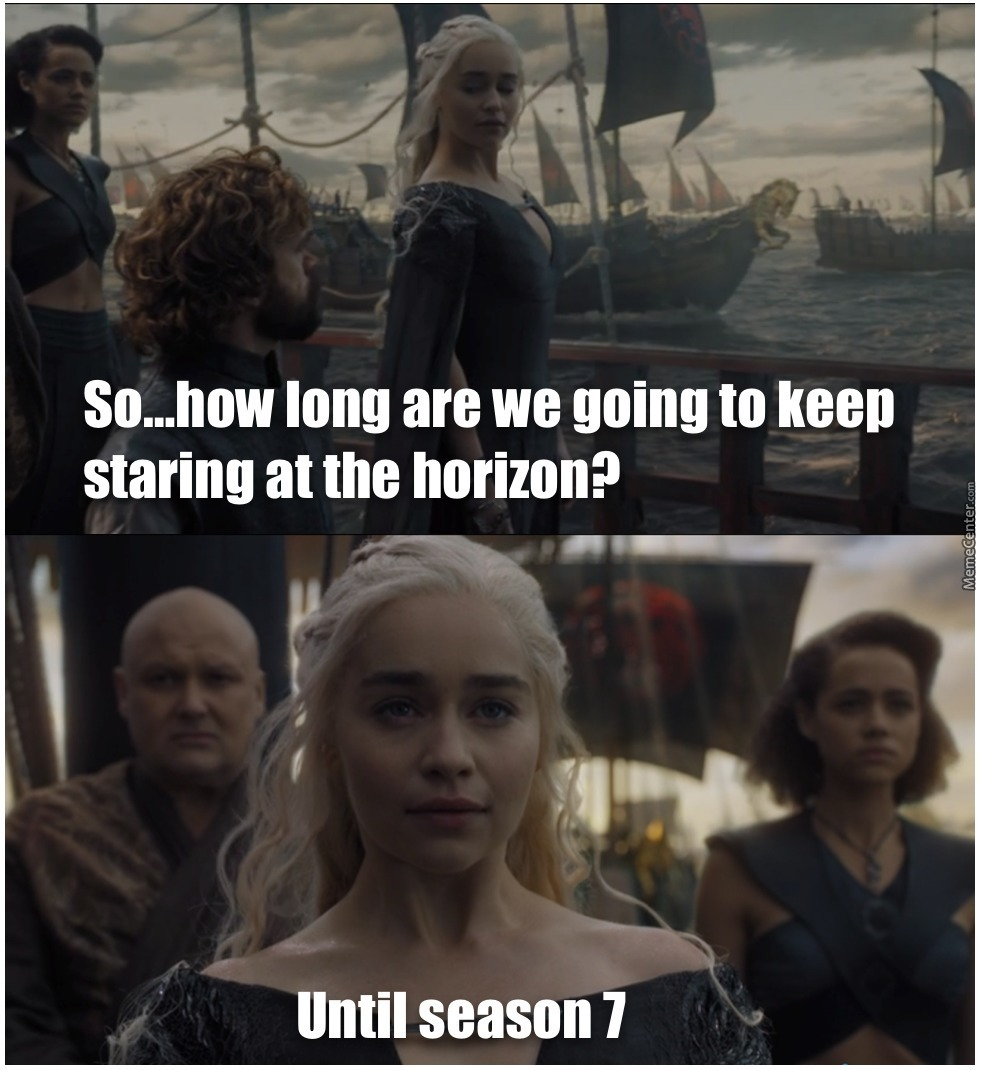 Dany And Her Crew