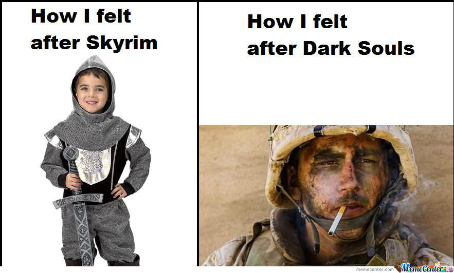 dark souls players will know_o_1337619 dark souls players will know by heaven_ meme center