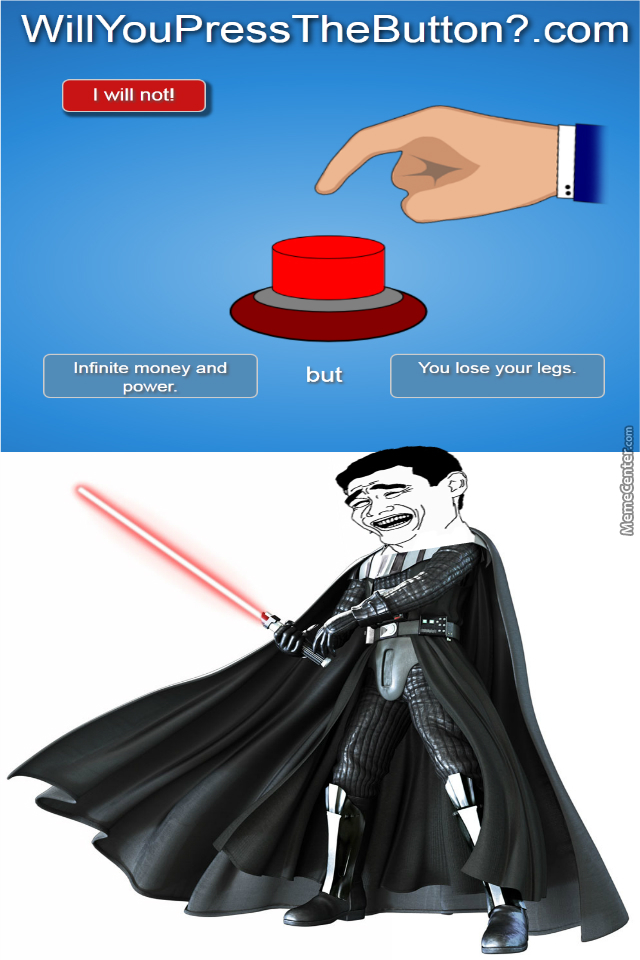 Darth Vader Is Ok With This