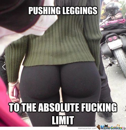 Dat Ass To The Limit!