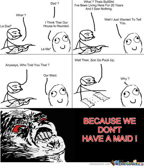 Dat Awesome Maid