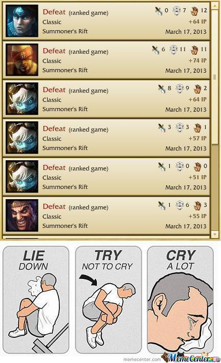 Dat Ranked