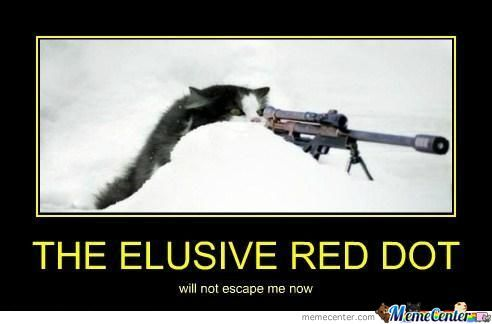 Dat Red Dot...