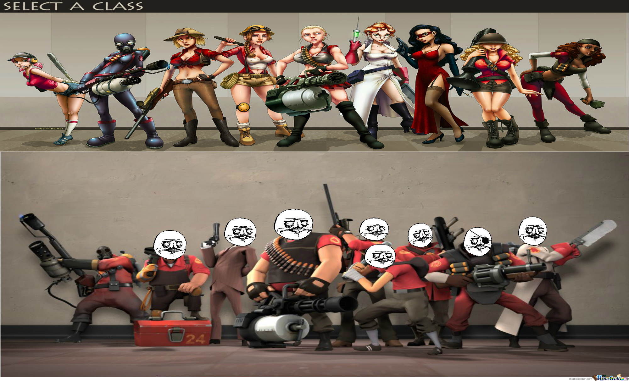 Dat Team Fortress 2