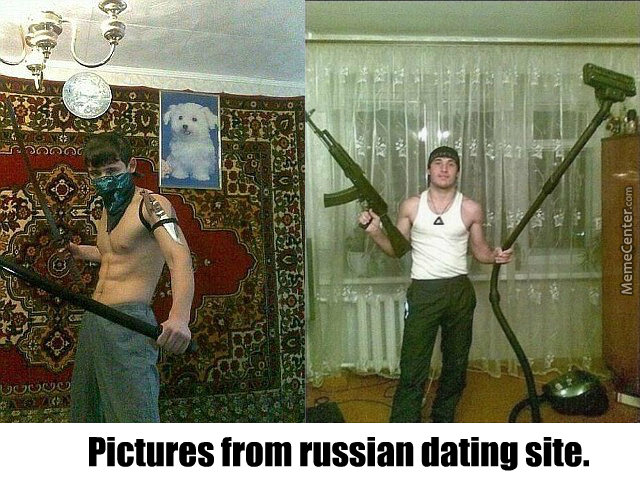 dating a russian man