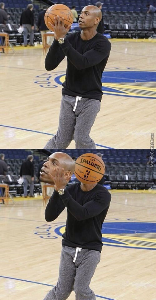 Dave Chappelle Basketball Swap