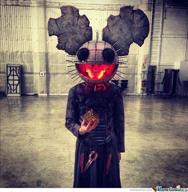 deadmau5 halloween costume