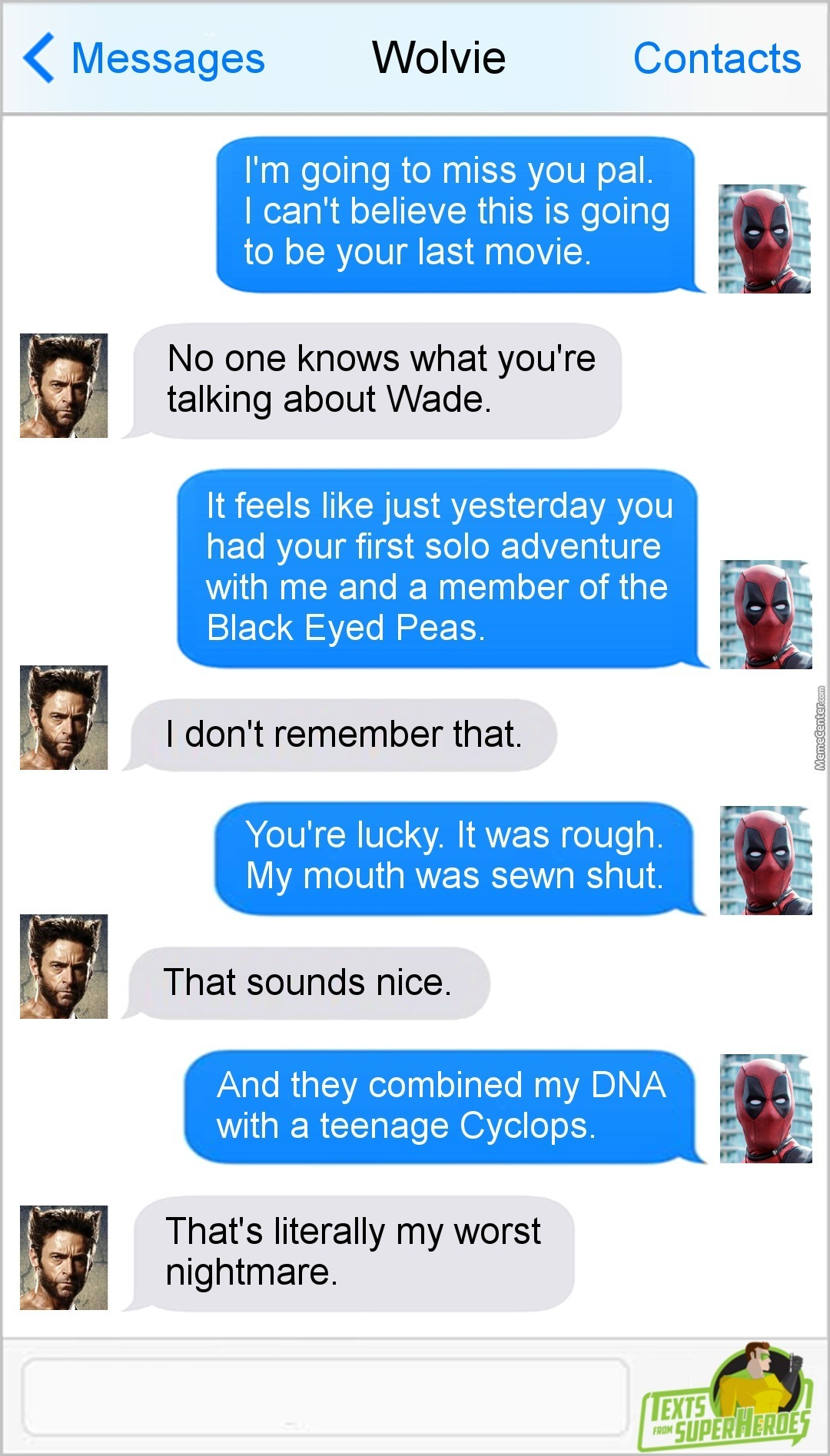 Deadpool Breaks The Fourth Wall So Much, We Might As Well Just Install A Door For Him