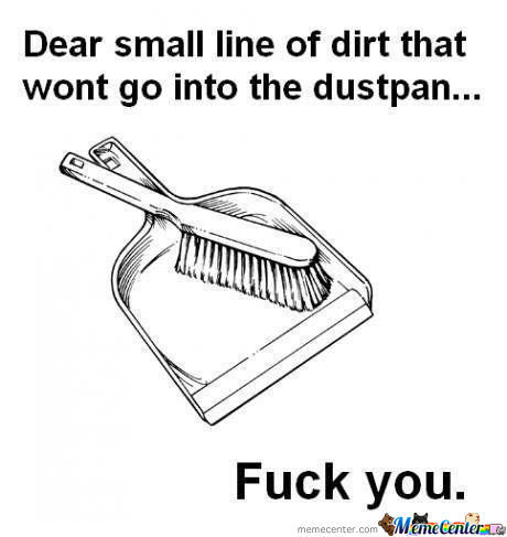 Dear Small Line Of Dirt....