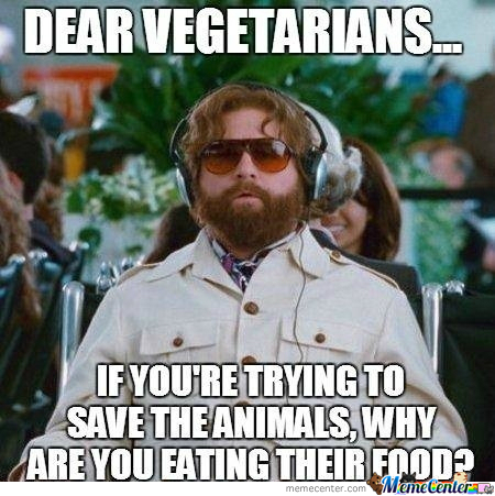 Dear Vegetarians