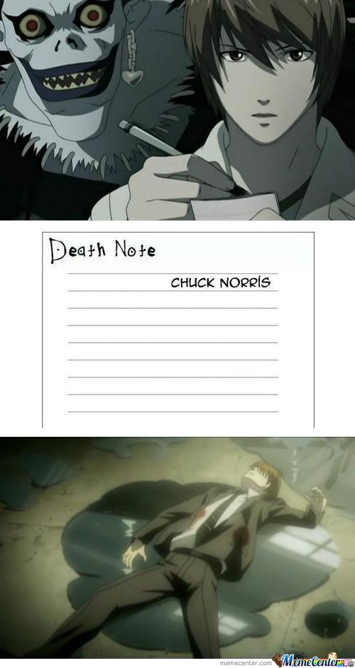 Death Note's Power Is Limited