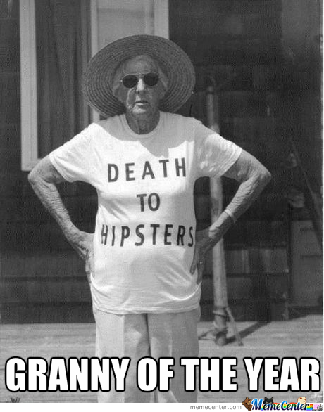 Death To The Hippies