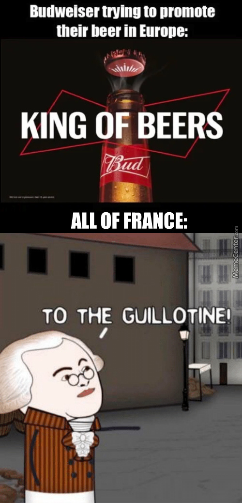 Death To The King!