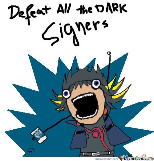 Defeat All The Dark Signers