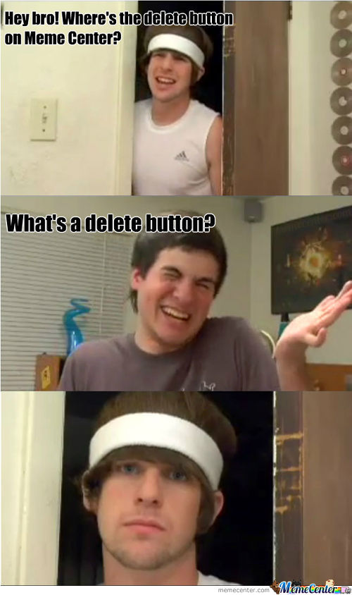 Delete Button?