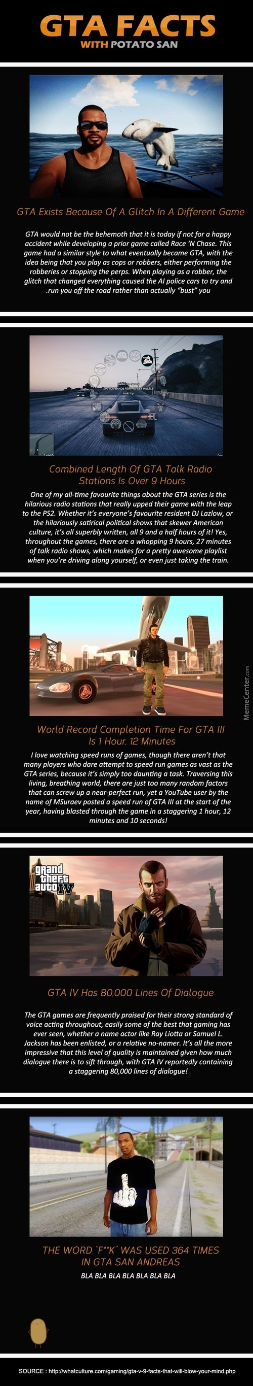 Dem Gta Facts You Never Knew Before