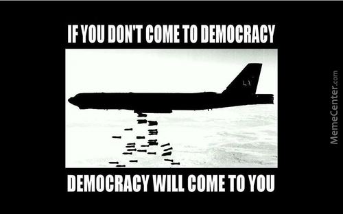 Democracy Reaches Everyone ...