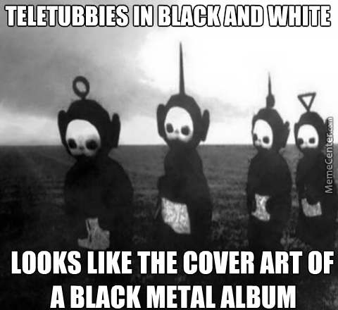 Demonic Teletubbies From Hell