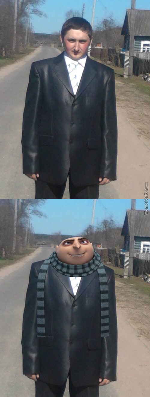 Despicable Suit