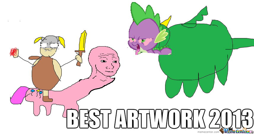 Deviantart Is Bad Mmkay?
