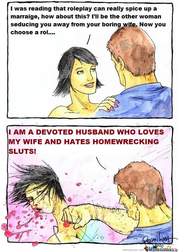 Devoted Husband