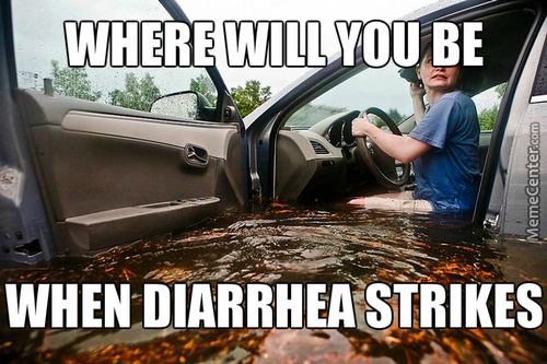 Image result for diarrhea meme