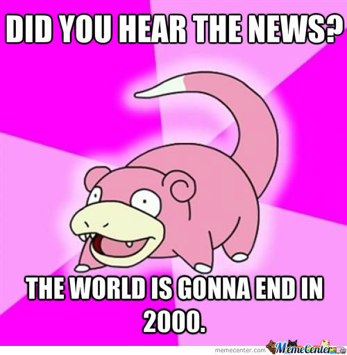 Did You Hear The News?...