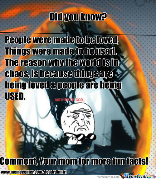 Did You Know? (Part 5)
