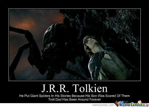 Die Shelob Burn