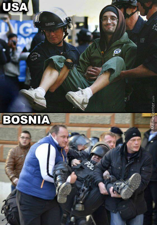 Difference Between Two Countries.