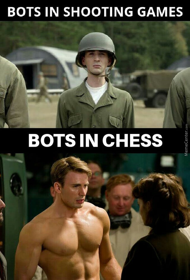 Difficult To Beat Them In Chess