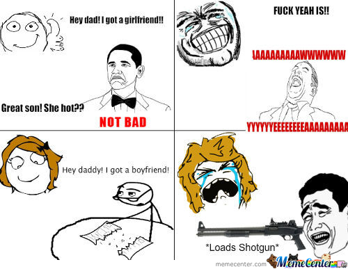 Diffrence Between Dads