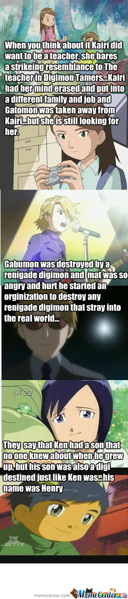 Digimon Conspiracies That Everyone Needs To Know