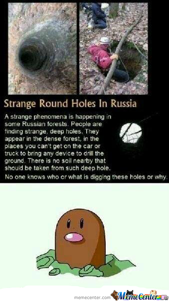 Diglett Is What Happened