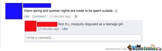 Disguised Mosquito