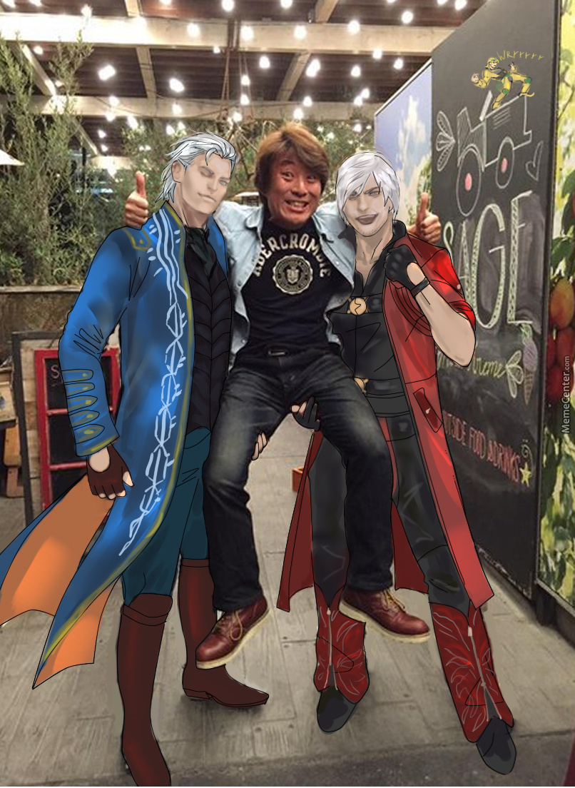 Dmc5 Is Out Baby, Let's Rock!