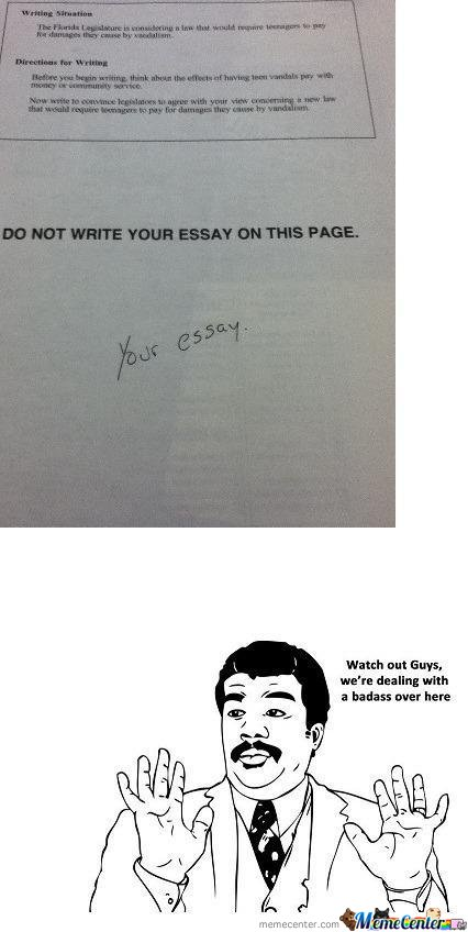 do not write your essay on this page by serkan meme center do not write your essay on this page