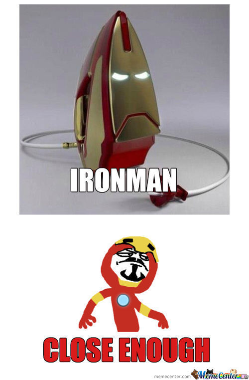Do You Have Ironman For Sale?
