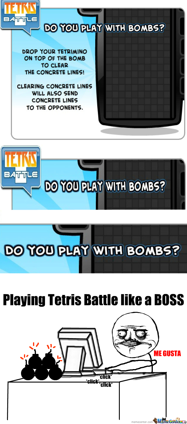 Do You Play With Bombs?