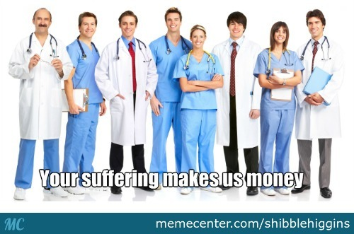 Doctors/physicians/pharmacists From Another Perspective