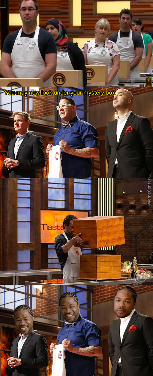 Does Anybody Else Cry While Watching Masterchef?