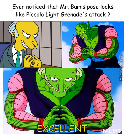 Does That Mean Mr Burns Is Always Charging A Light Grenade For More Than 20 Years ?