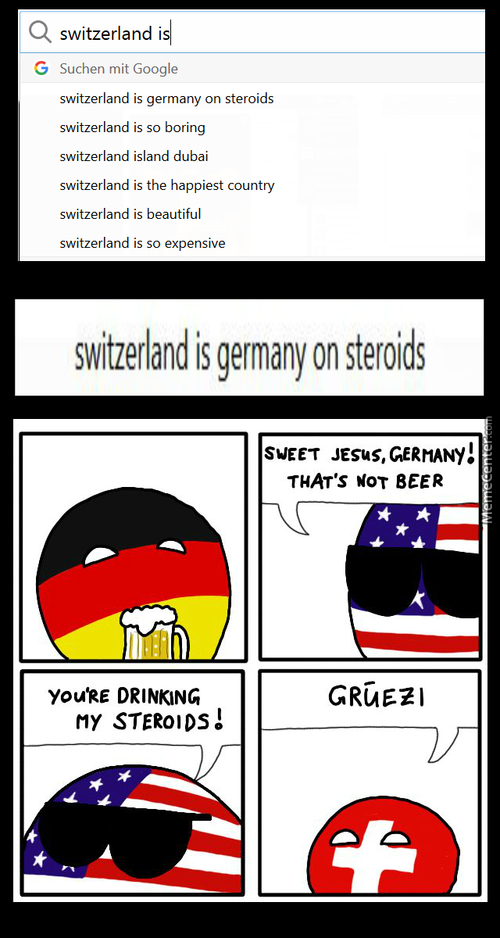 Does That Mean The Swiss Start Ww3?