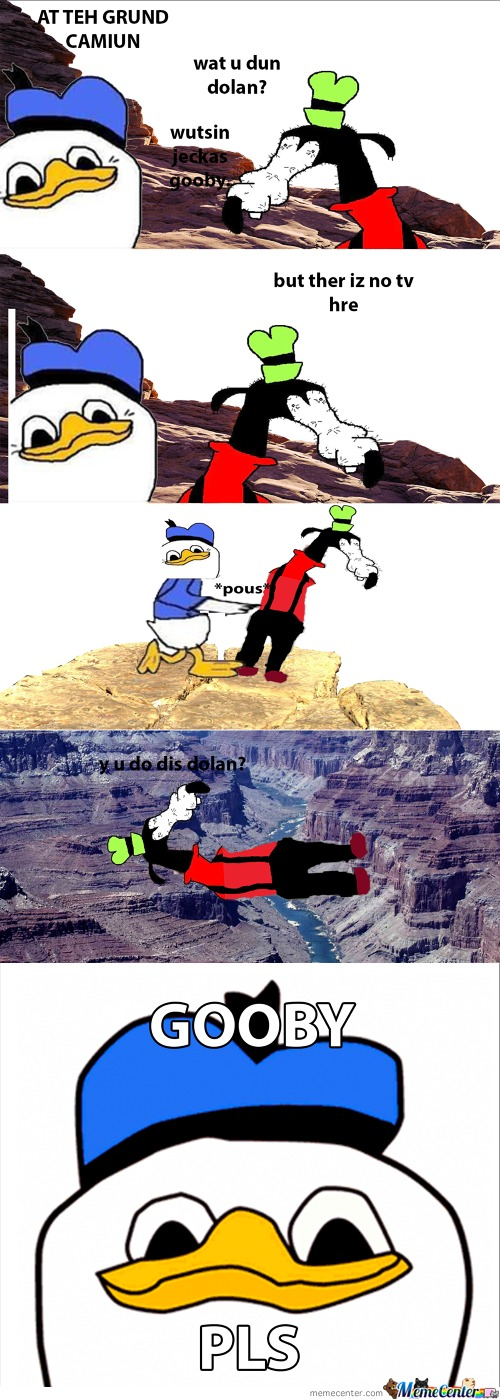 Dolan And Gooby: Adventures In North America