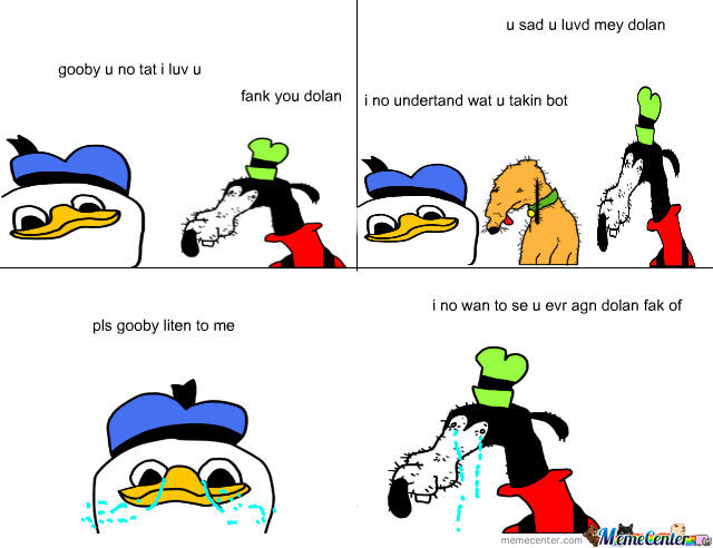 dolan and gooby love story_o_737067 dolan and gooby love story by bigtree124 meme center
