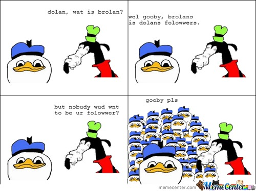 Dolan Followers!